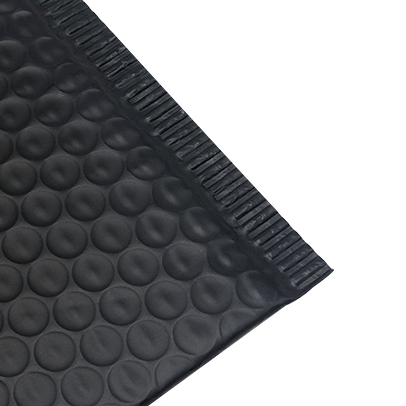 WXKT Black co extrusion film bubble envelope bag foam bag packaging Book Packaging shockproof waterp