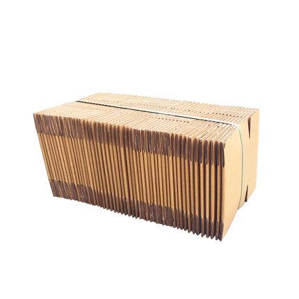 Thùng giấy  100 / nhóm hậu cần thùng carton đóng gói nhanh hộp giao hàng bưu điện Hộp bao bì Taobao