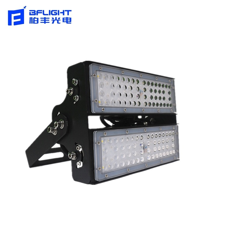 LED tunnel lamp 100W high power tunnel floodlight adjustable angle outdoor municipal lighting lamps