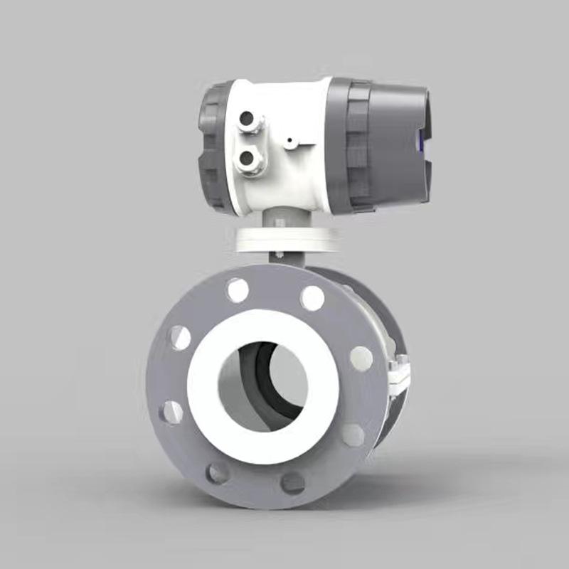 XINYI Intelligent electromagnetic flowmeter split liquid 316L stainless steel explosion-proof custom