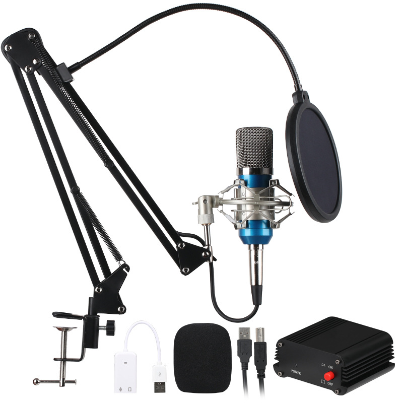 B.BMIC Recording condenser microphone computer microphone professional K song network anchor microph