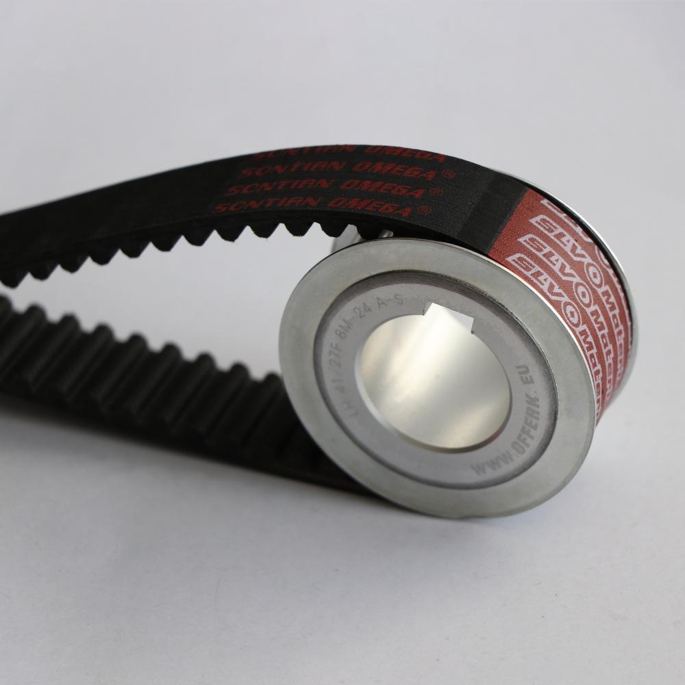 SONTIAN Industrial belt synchronous belt trapezoidal synchronous gear belt circular tooth synchronou