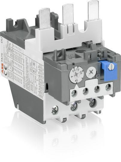 ABB TA series thermal overload relay ta75du-80m; 10139499