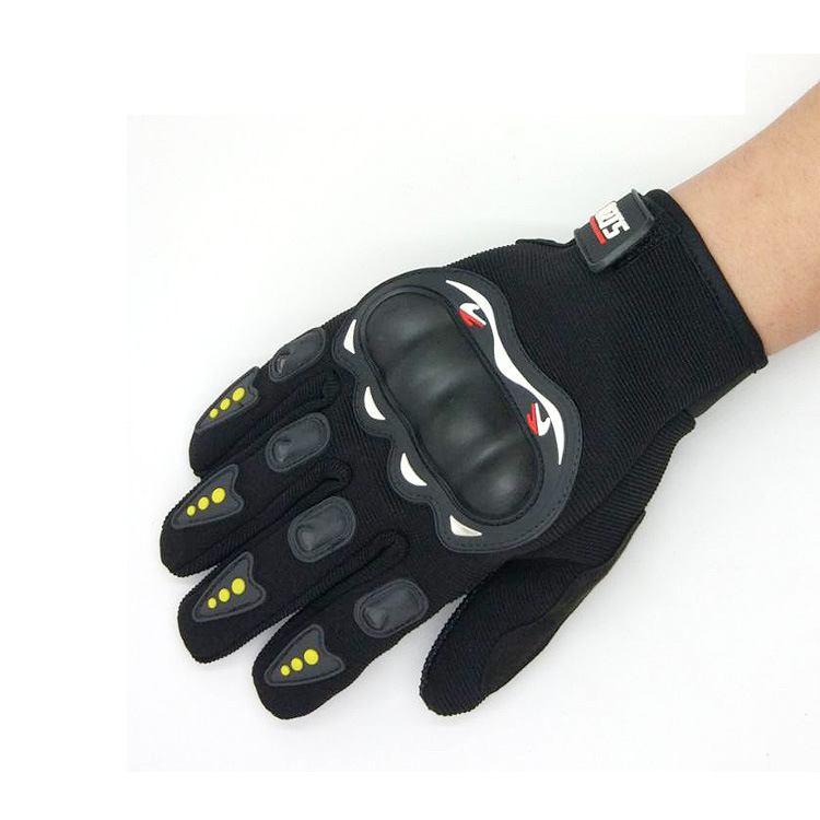 MADIANYA Outdoor sports motorcycle riding motorcycle anti falling anti slip gloves breathable touch