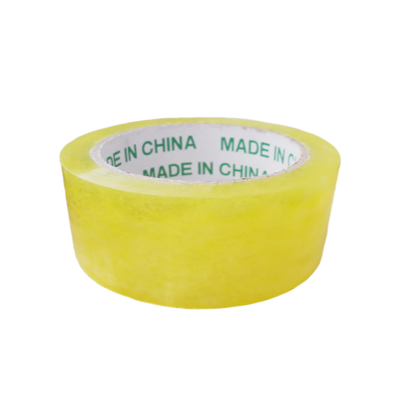 Transparent tape packaging sealing tape paper express tape packing sealing thick tape adhesive tape