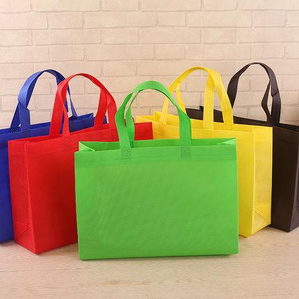 Túi vải không dệt  Túi không dệt tùy chỉnh quảng cáo túi tote tùy chỉnh túi bảo vệ môi trường túi mu