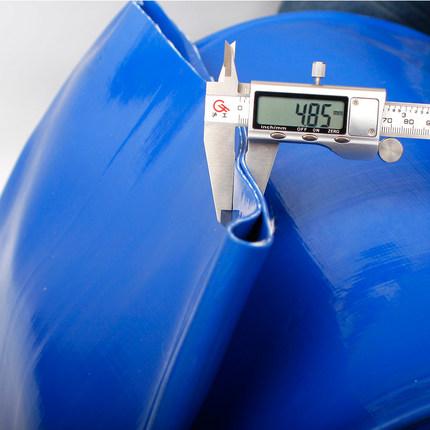 Vòi nước chữa cháy  Ống nước bọc nhựa pvc cao áp tưới 3 inch 4 inch 5 inch 6 inch vòi nhựa chữa cháy
