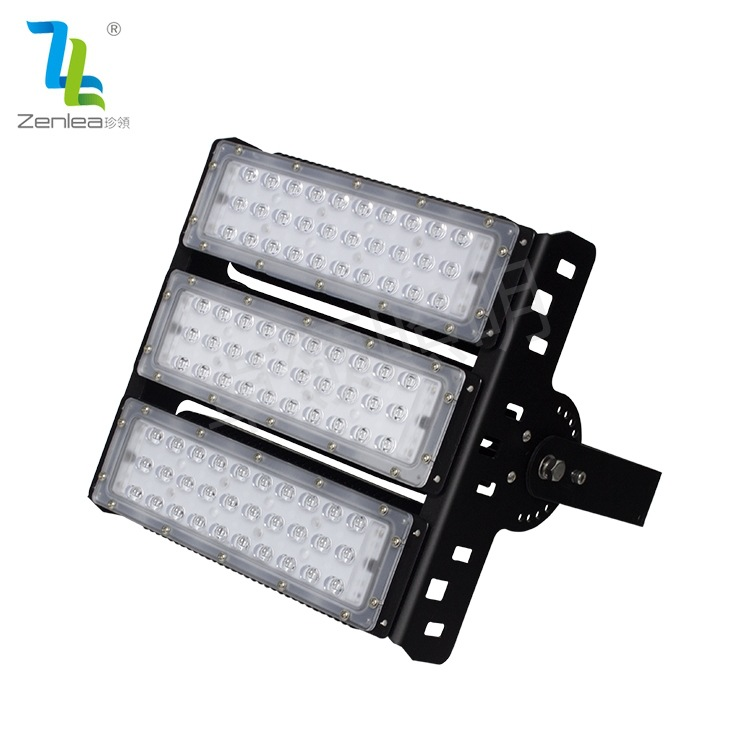 Zenlea LED module tunnel lighting floodlight project with dimming interface high power tunnel lamp