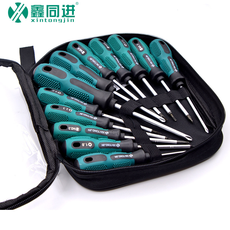 XINTONGJIN Special shaped screwdriver professional quality hand tools U-shaped triangle Y-shaped mai