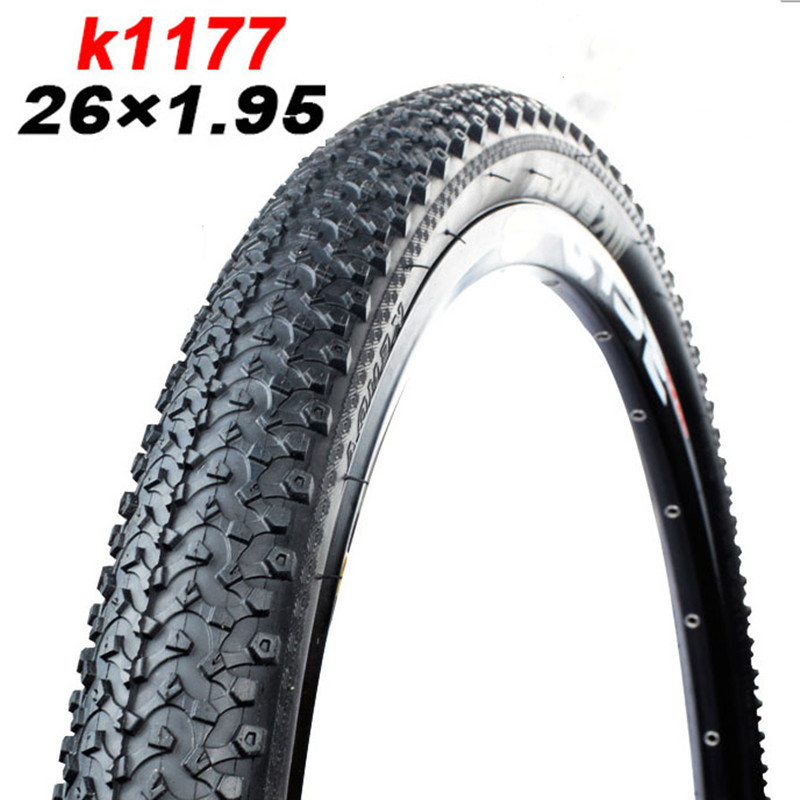 26 * 195 mountain bike tire 20 22 inch 26 inch k1177 bicycle tire mountain accessories