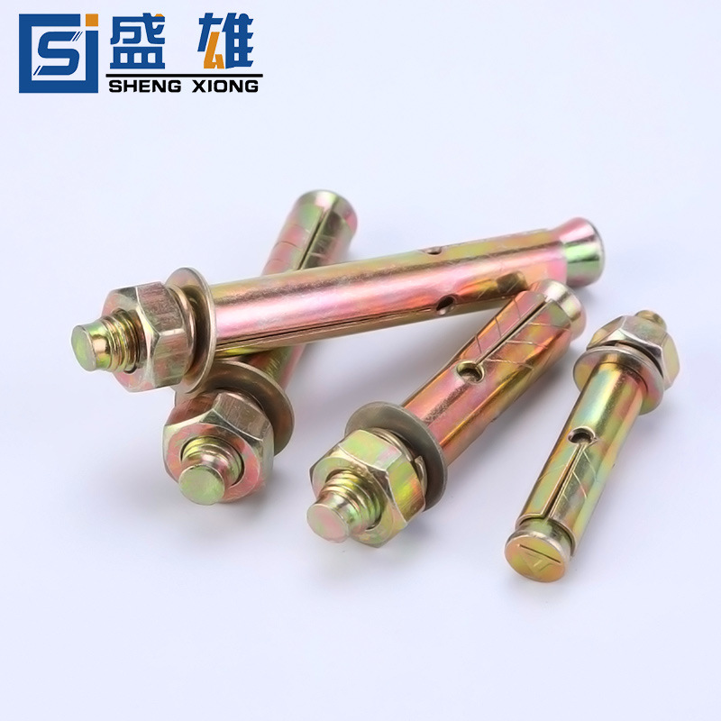 SHENGXIONG National standard expansion screw tension explosion M6 M8 M12 M14 M16 explosion expansion