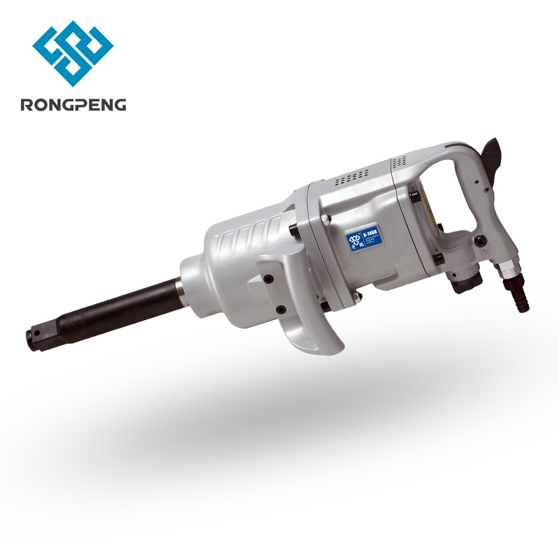 Rongpeng pneumatic tool 1-inch pneumatic gale gun disassembly pneumatic wrench large torque impact w