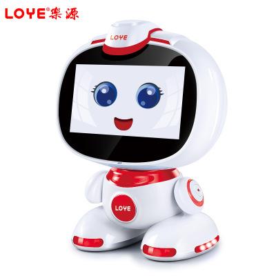 LOYE Rôbôt  / Người máy LOYE leyuan intelligent robot trẻ em giáo dục buổi sáng máy phát thanh truyề
