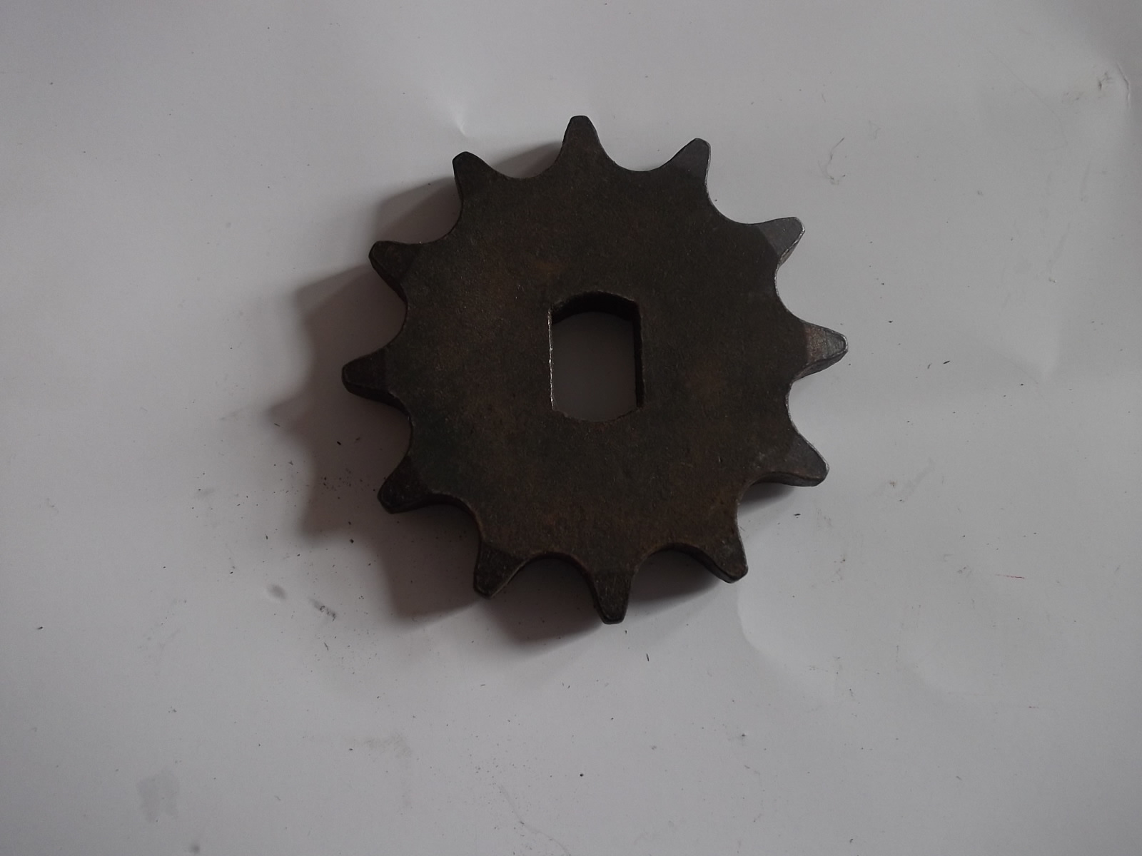 Younet reducer motor 12 tooth sprocket 428 square hole gear