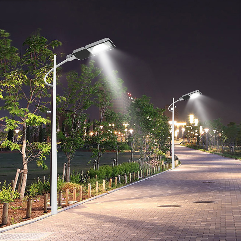 ALLTOP New outdoor toothbrush street lamp high pole 220 V lamp solar projection lamp LED courtyard l