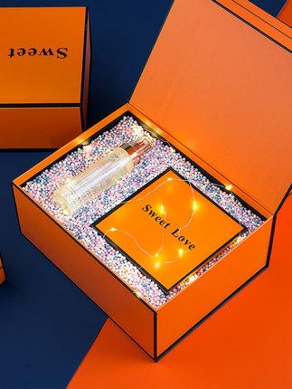 Hộp giấy bao bì  Hộp quà bằng tay hộp quà hộp quà hộp quà hộp trống hộp quà tinh tế cho bạn trai và