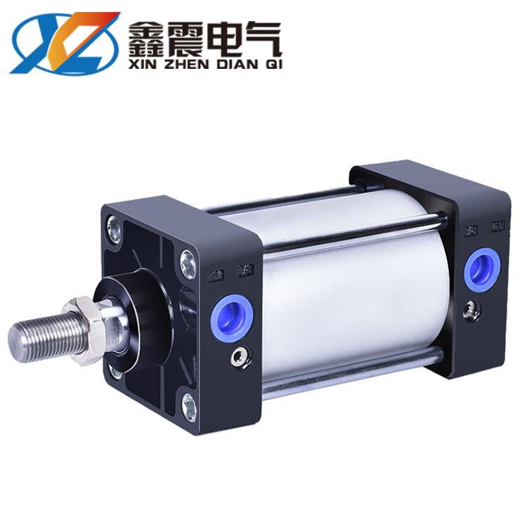 CHKL Mask machine SC standard cylinder sc80 with magnetic adjustable micro standard cylinder aluminu