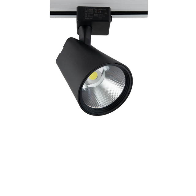 ZHUOSHENG Downlight 12w25w30wcob rail spotlight