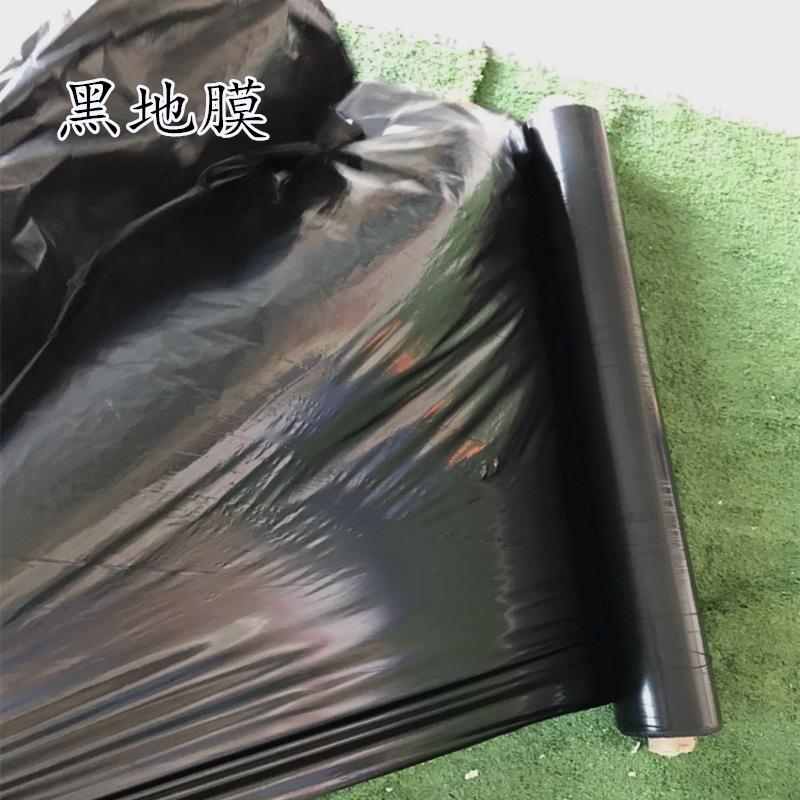 Agricultural plastic film white plastic film black film weeding film transparent film