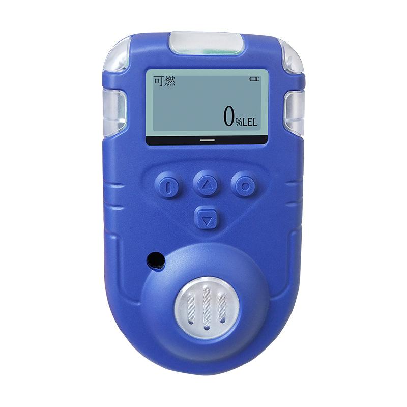 Zhongan kp810 portable single combustible gas detector carbon dioxide gas leakage alarm