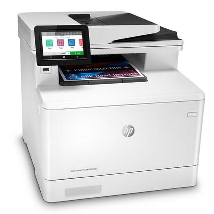 HP  Máy Fax Máy in laser màu HP HP M479dw tất cả trong một M479fdw M479fnw in copy scan fax không d