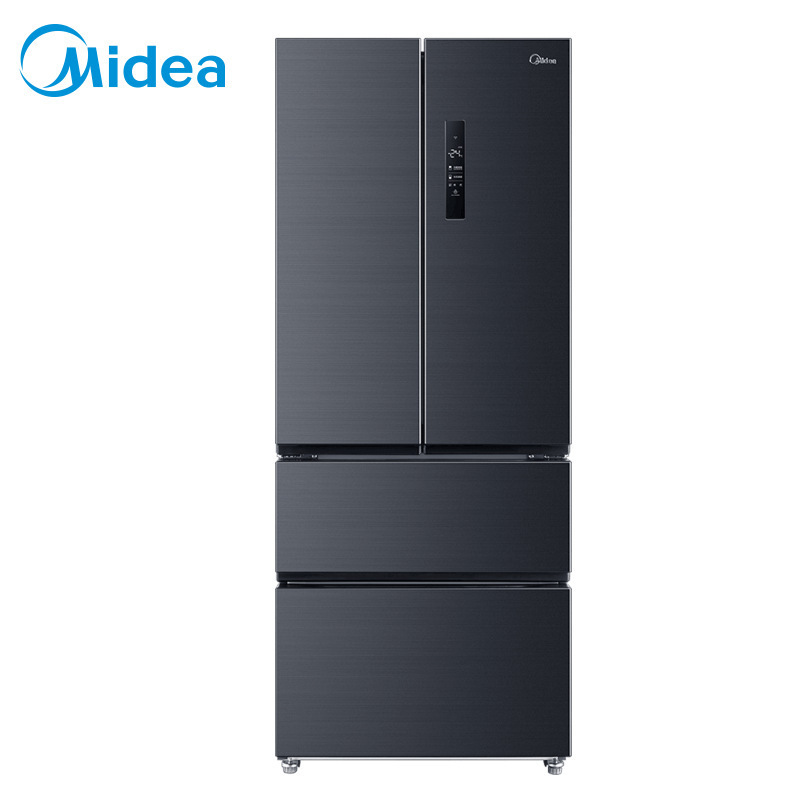 Midea bcd-426wtpzm (E) 426l multi door intelligent refrigerator air-cooled frost free dual frequency