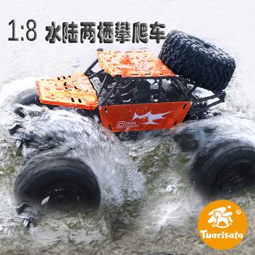 ZHONGJIE Xe điều khiển từ xa Oversize remote control car Climbing car children's toy car oversize c