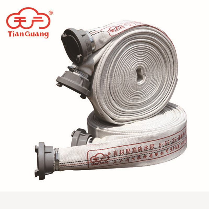 TIANGUANG Fire hose 65-8 20 m 25 m high pressure wear resistant fire hose