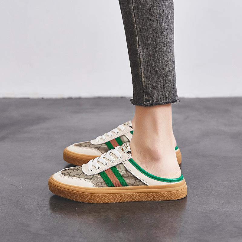 Giày bata Thể Thao kiểu dáng trẻ trung dành cho Nữ .