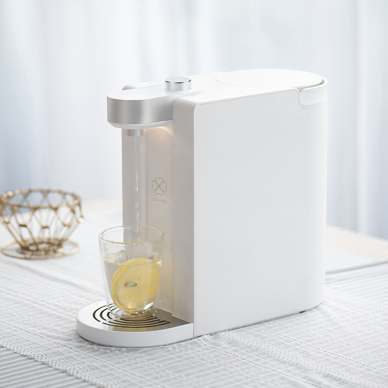 1.8L water tank for instant hot drinking water machine 6-stage water temperature adjustable for home