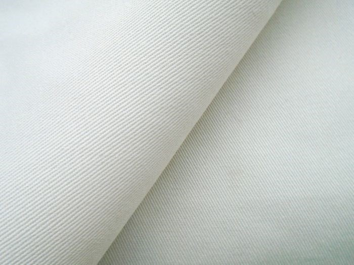 370g white base cloth thick fine canvas chemical fiber budica polyester card heat transfer printing