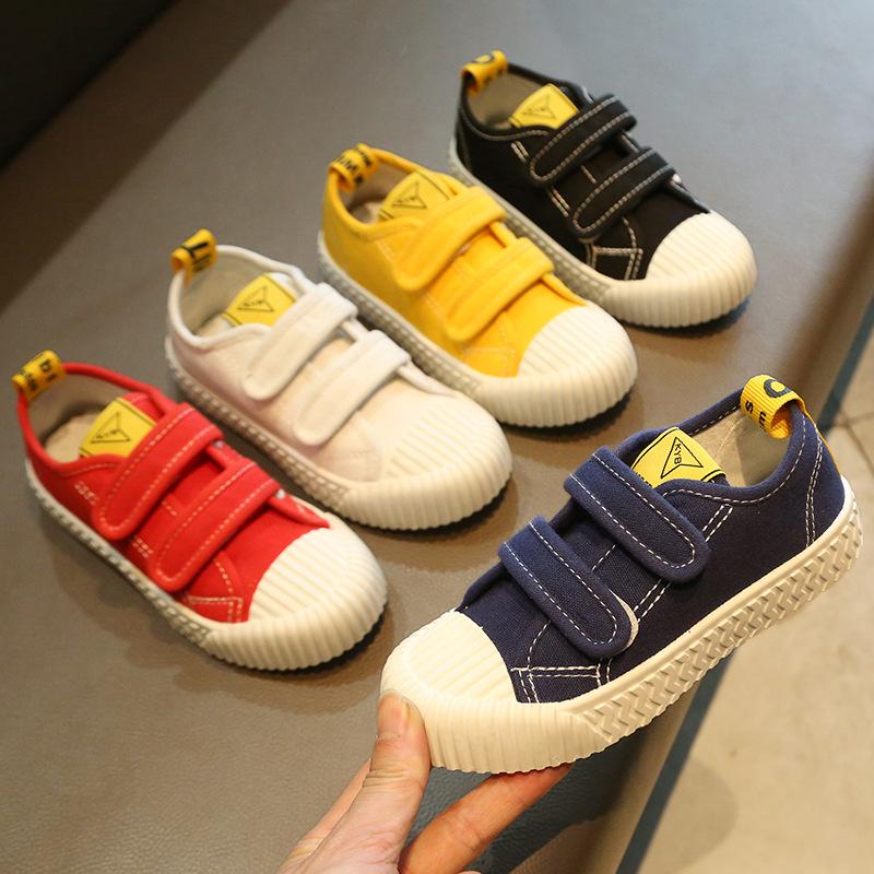Giày vải thể thao cho bé kiểu dáng năng động