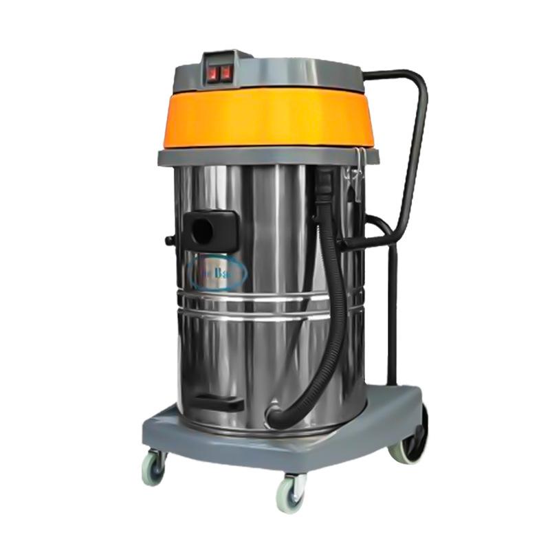 Jieba bf502 vacuum cleaner 70 l double motor high power water suction machine hotel car washing dry