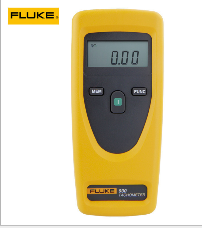 Fluke FLUKE931 photoelectric contact dual-use tachometer F930 non-contact line speed table laser tac