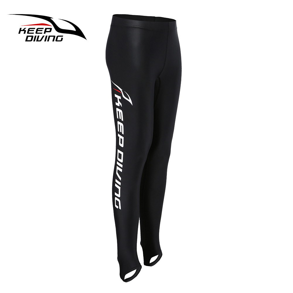 KEEP DIVING Adult diving pants, surfsuit, sunscreen swimming pants, snorkeling pants, jellyfish suit