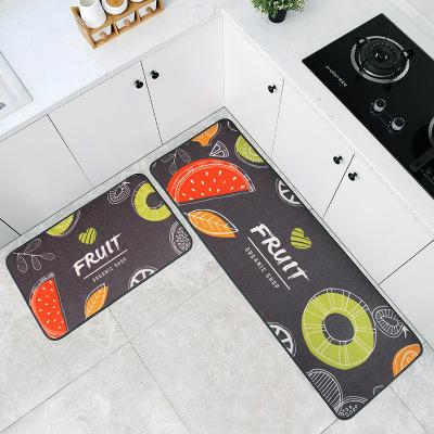 ZUOMUNIAO Đệm chân Ins xuyên biên giới nhà bếp hút nước, dầu pad dài chống trơn pad nhà bếp thảm thả