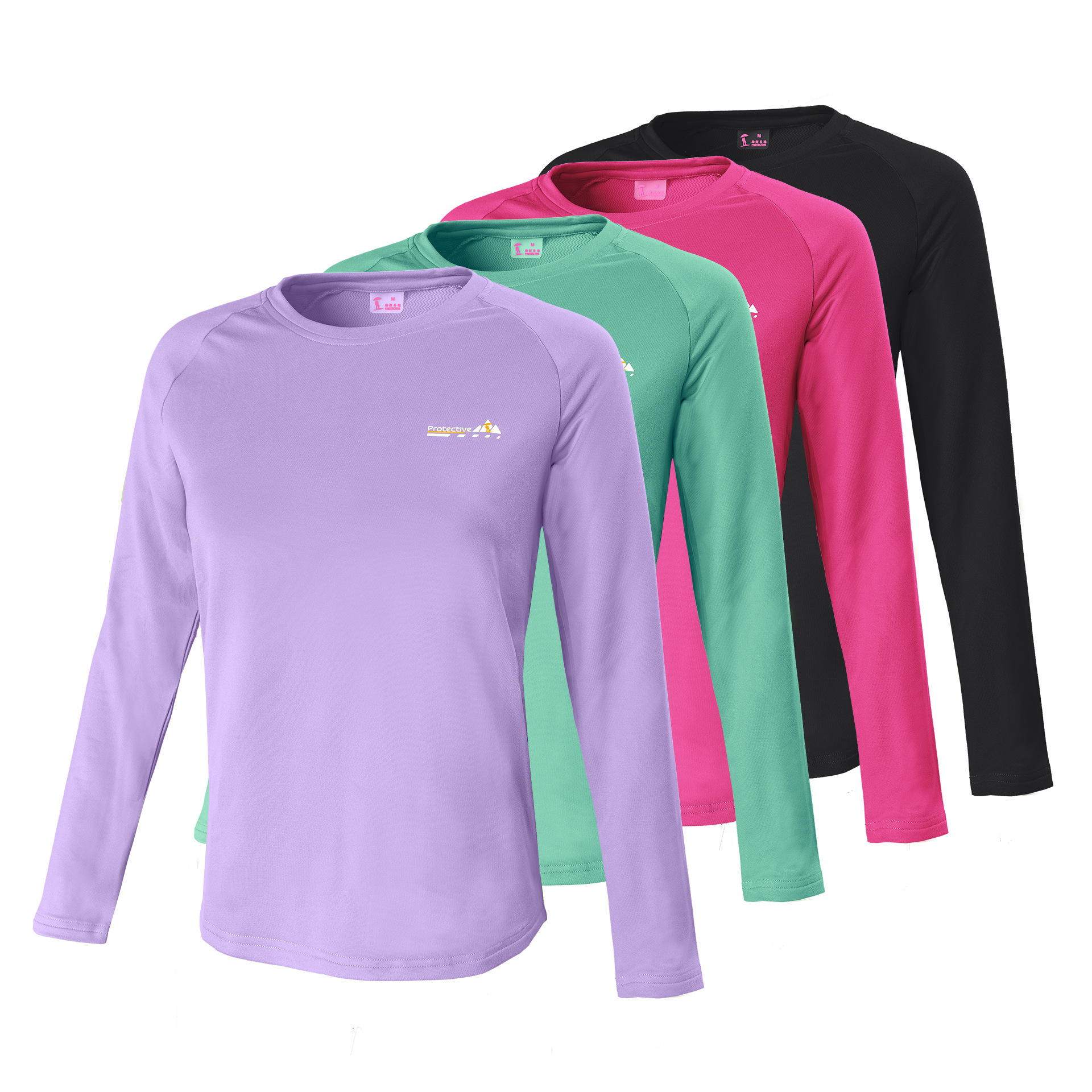 Exploration base fitness suit women's loose running blouse quick drying top sports T-shirt autumn a