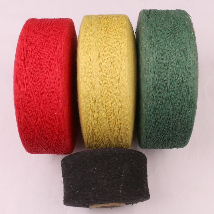 ZUSHUN Executive yarn recycled cotton yarn 5-10 count yarn mop yarn cotton yarn pure cotton yarn bla