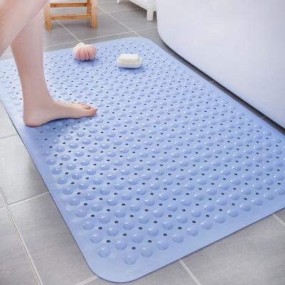 YINSHUO Đệm chân 80*120cm nhà vệ sinh cỡ lớn chân bồn tắm vòi hoa sen đệm chống trơn phòng tắm