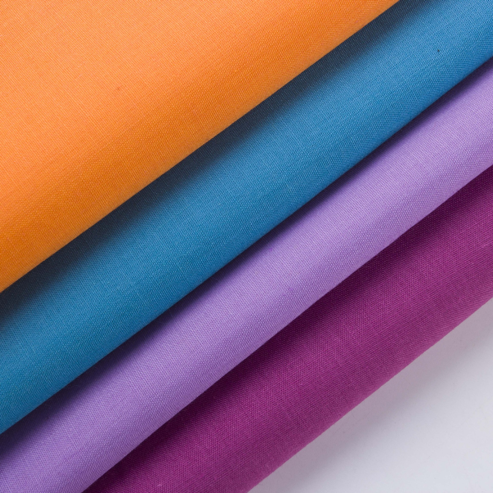 HAOLAN TC polyester cotton 96 * 72 pocket fabric dacron fabric polyester cotton blended edging linin