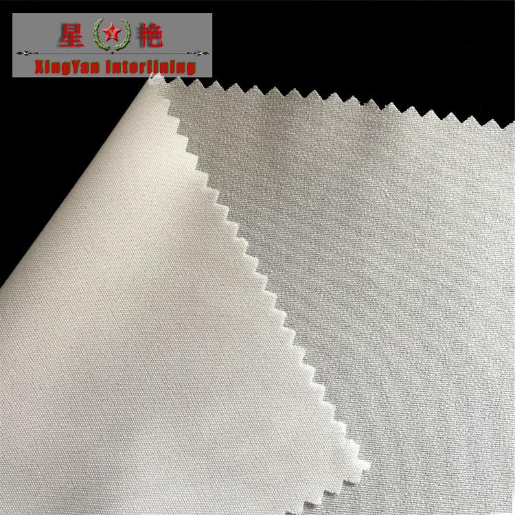 XINGYAN Interlining fusible interlining clothing with spinning lining Chiffon lining 50D cloth linin
