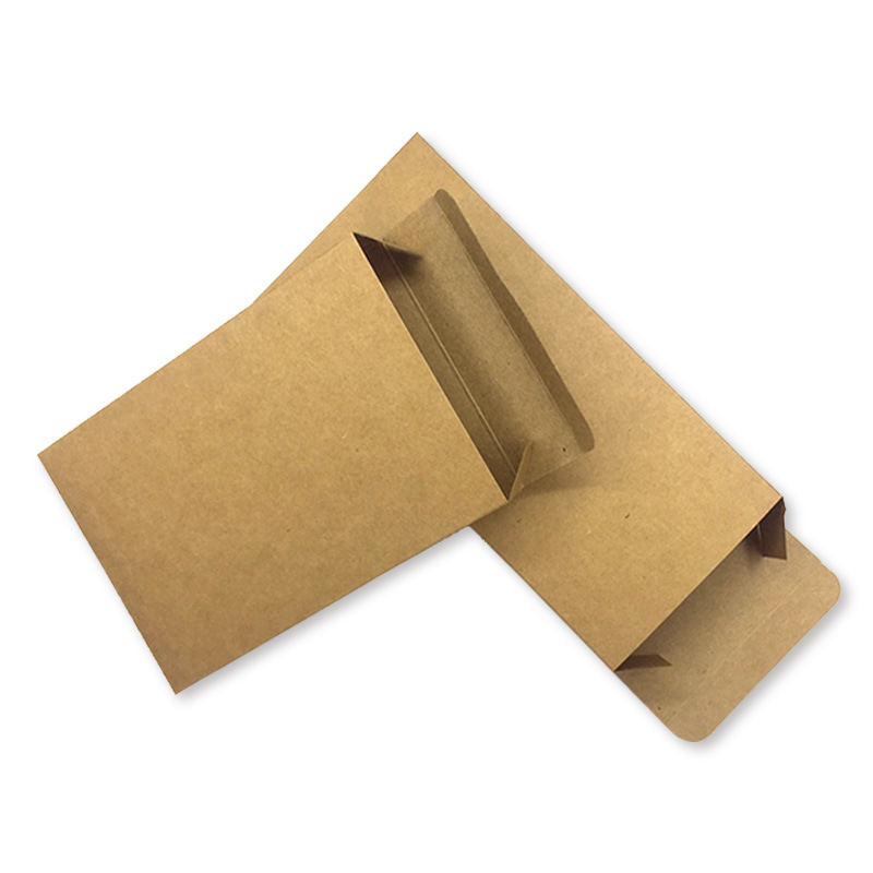 Neutral socket moxa stick packing box blank moxa stick box Kraft carton