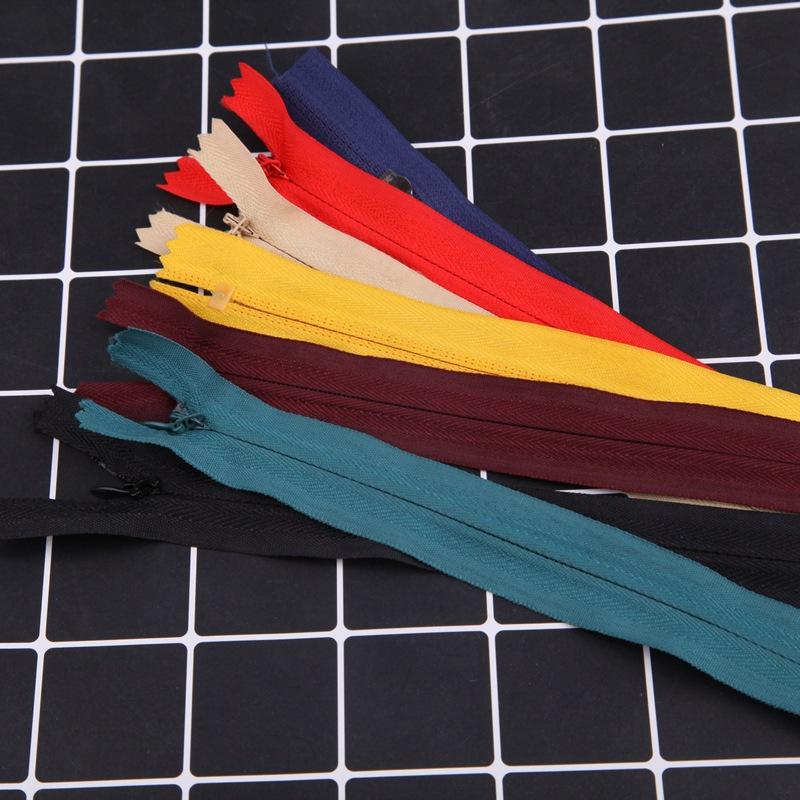 YASE Yaser nylon zipper invisible zipper invisible lace garment zipper closed tail garment accessori