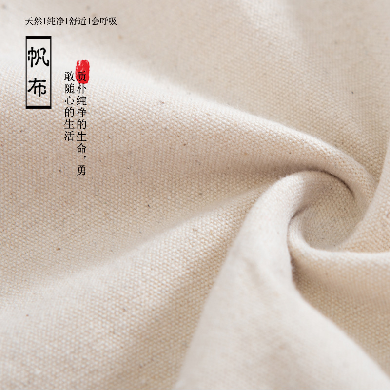 All cotton 8 a canvas bleached and semi bleached white cotton grey cloth used as shoe material and t
