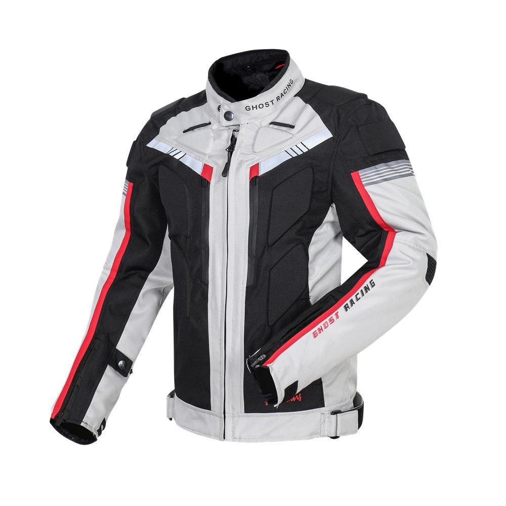 Áo khoác thể thao dành cho đi xe máy , xe mô tô .