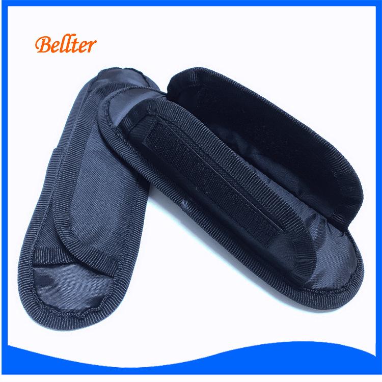 BEIERTE Shoulder pad suitable for 3.8cm 5cm ribbon detachable and breathable computer bag public bag