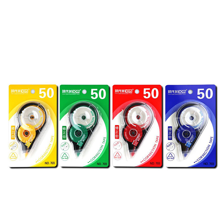XDM School supplies office stationery creative correction tape correction tape correction tape