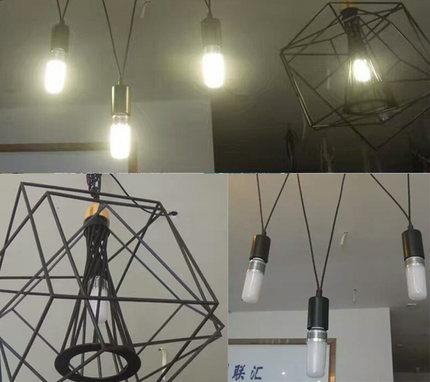 Bóng đèn cắm ngang  đèn led cắm ngang e27e17e26 bảo vệ mắt ánh sáng ngô 5w7w9w12w bóng đèn downlight