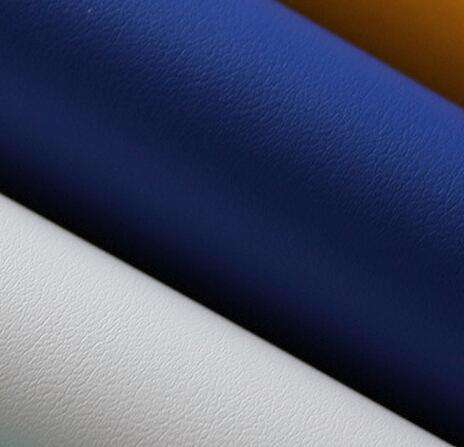 BAOJINSUJIAO PVC foam calendered leather artificial leather sporting goods leather football volleyba