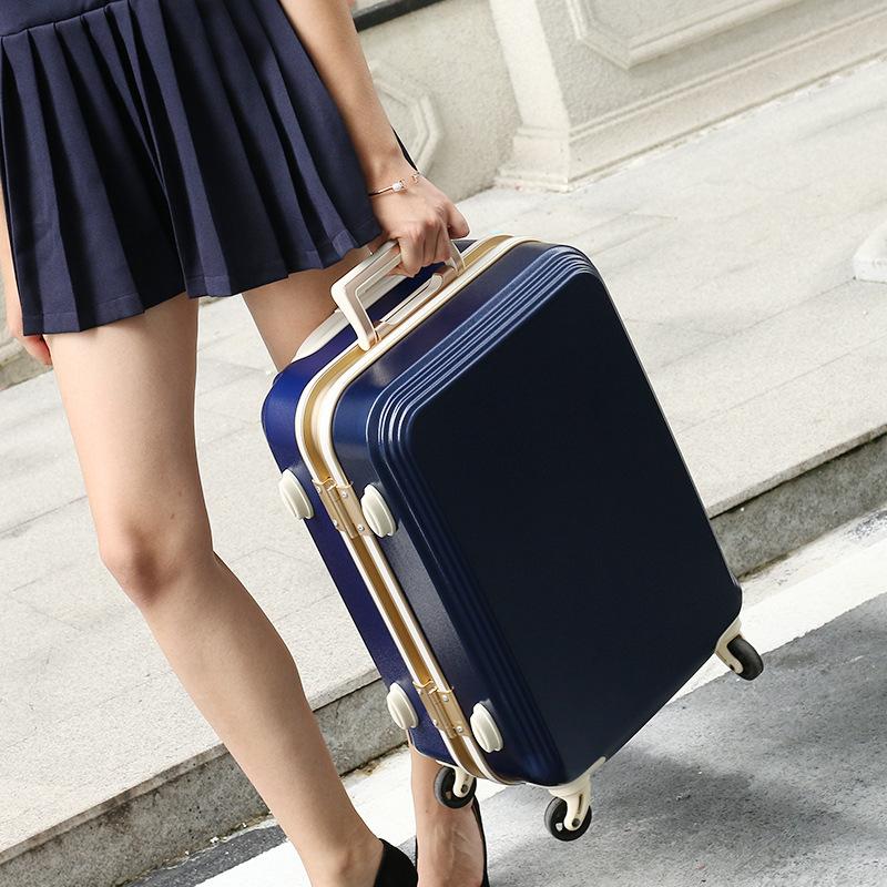 Vali hành lý khung nhôm M90 /24 inch .